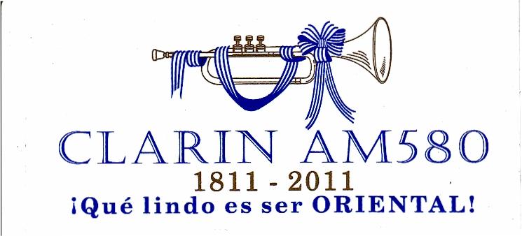 Uruguay. Derly Martínez, locutor institucional de CX58 Radio Clarín. | La  Galena del Sur