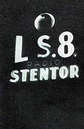 Resultado de imagen para LS8 Radio stentor