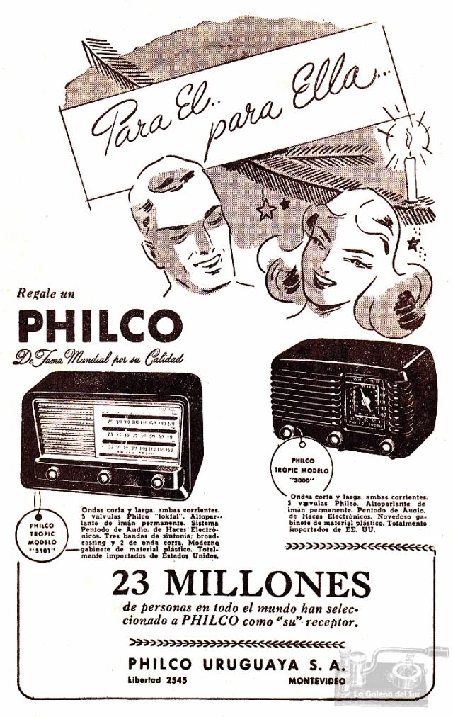 Philco_Uruguay_ad_MU_dic_15_1949
