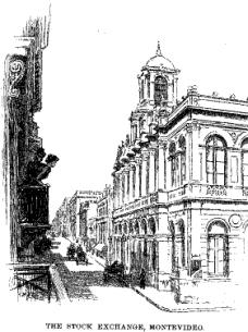 Montevideo_Bolsa de Valores