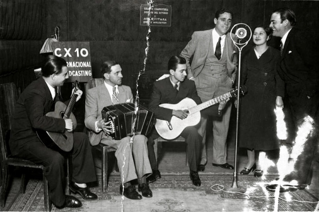 Conjunto Alejandro Sarni_CX 10 Radio Internacional