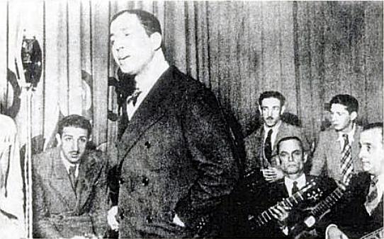 Gardel en Carve_1933