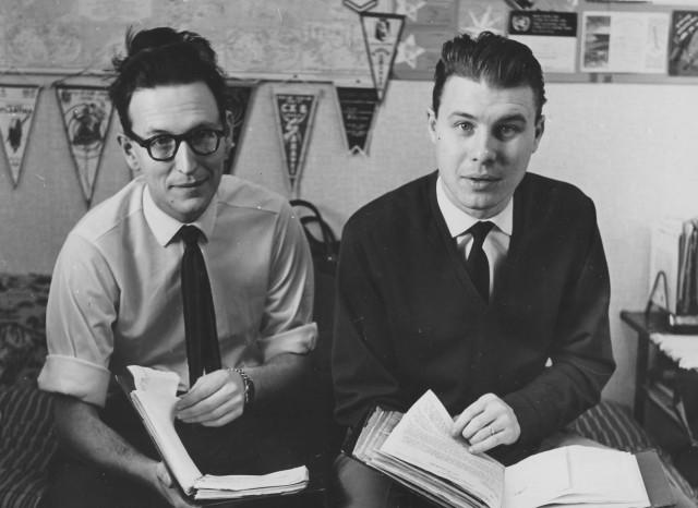 Jan Erik Räf + Lars Rydén 1964